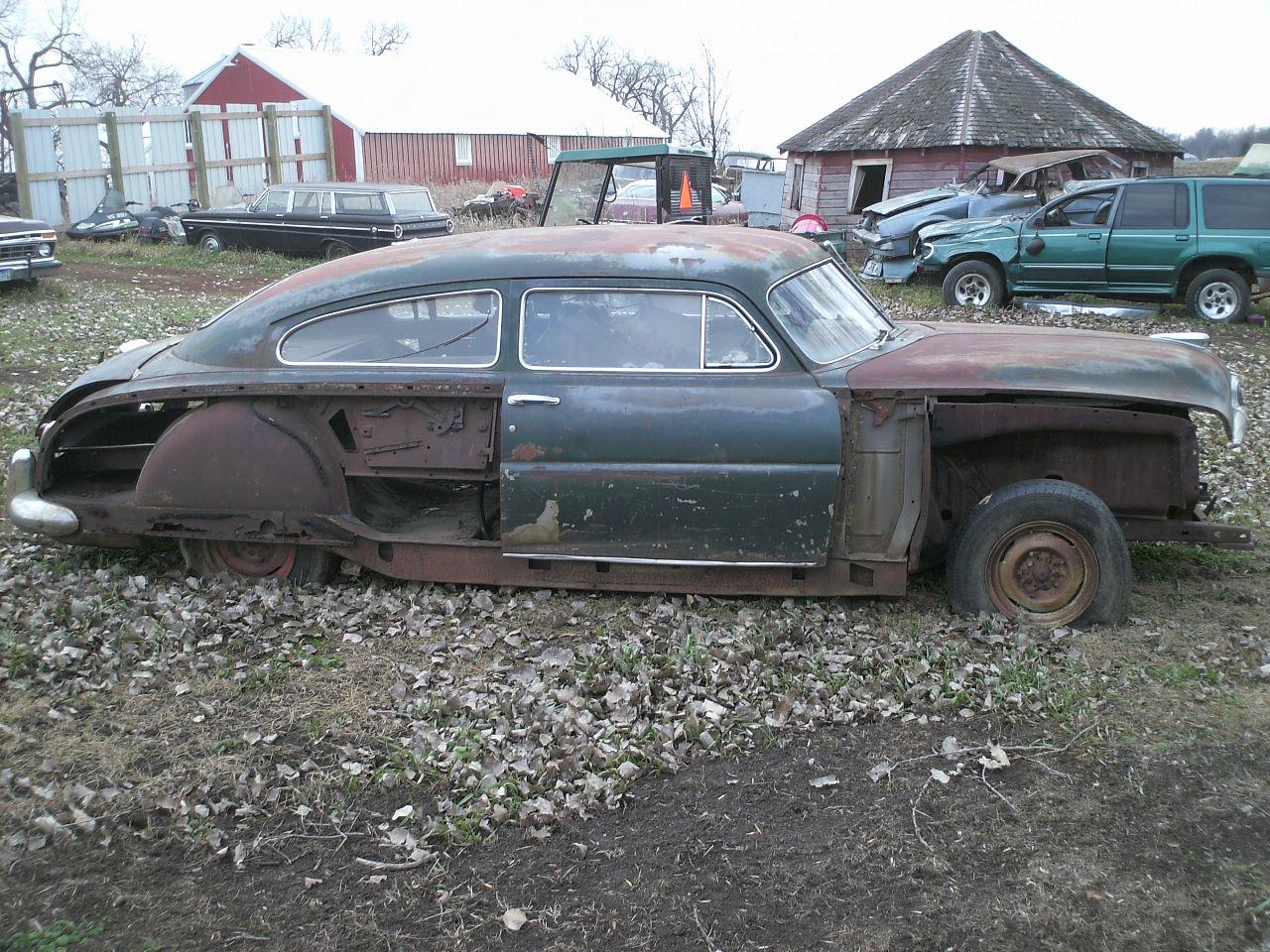 Hudson Shane S Car Parts