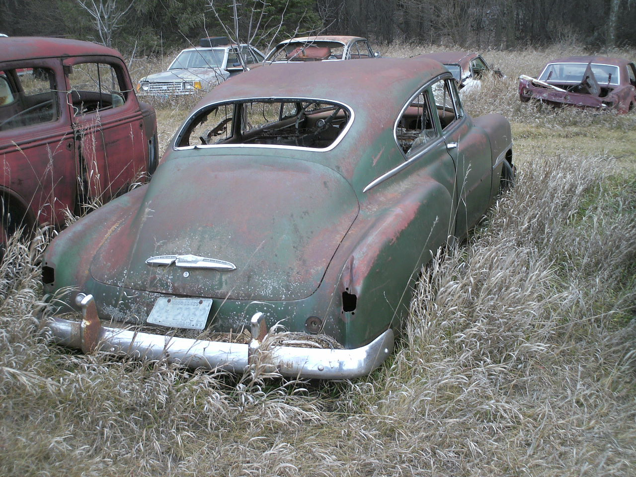 Coupe 1951 chevy coupe parts : 1951 Chevy … SOLD | Shane's Car Parts