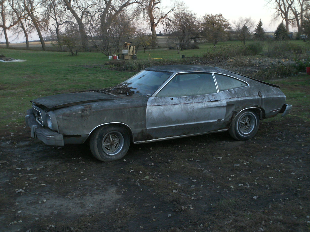 All Types mustang 2 pictures : 1975 Mustang II – $450 SOLD | Shane's Car Parts