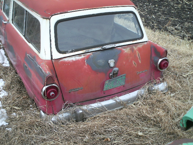 Click ... & 1955 Ford Ranch Wagon u2013 $850 SOLD | Shaneu0027s Car Parts markmcfarlin.com