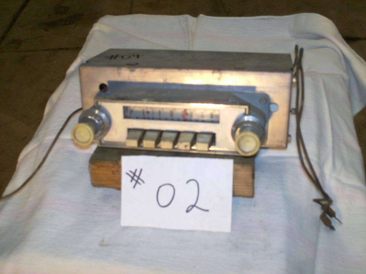 1952 Ford Car 1964 Ford Car & Radio | Shaneu0027s Car Parts markmcfarlin.com