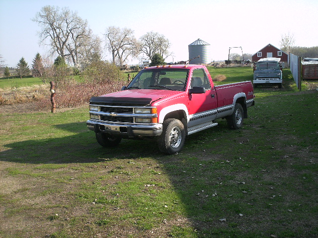 1996 2500 Chevy Pickup 1700 Sold Shane S Car Parts