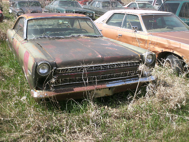 1966 Mercury Comet | Shane's Car Parts