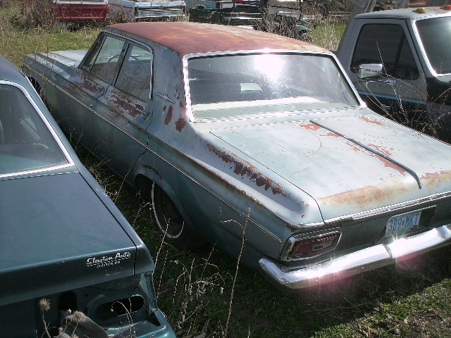 1964 Plymouth Belvedere 375 Shane S Car Parts