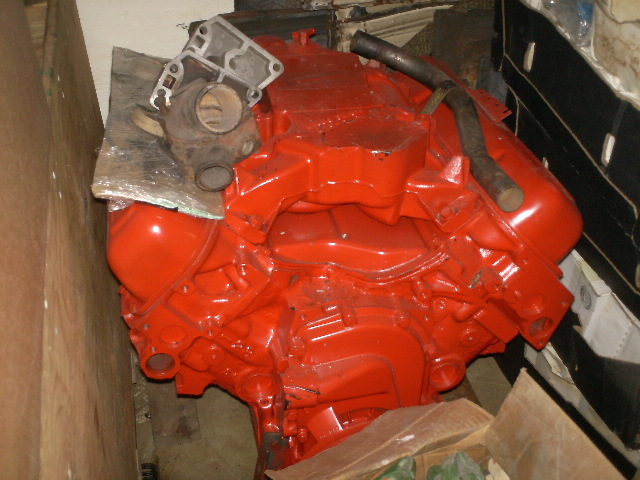 345 Ih Rebuilt Motor 2500 Shane S Car Parts