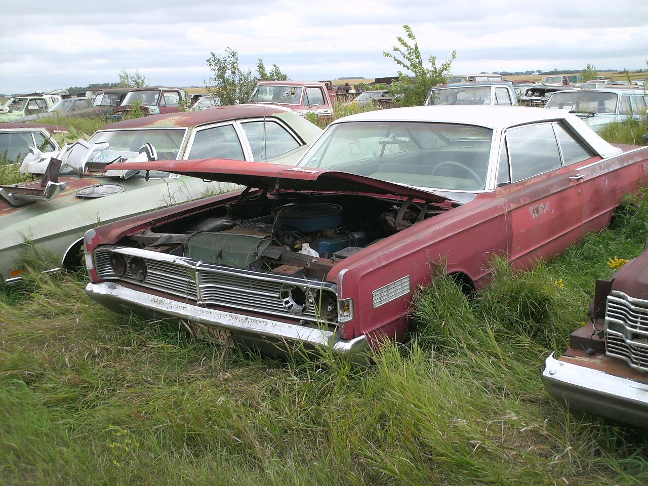 Vintage Cars | Shane\'s Car Parts