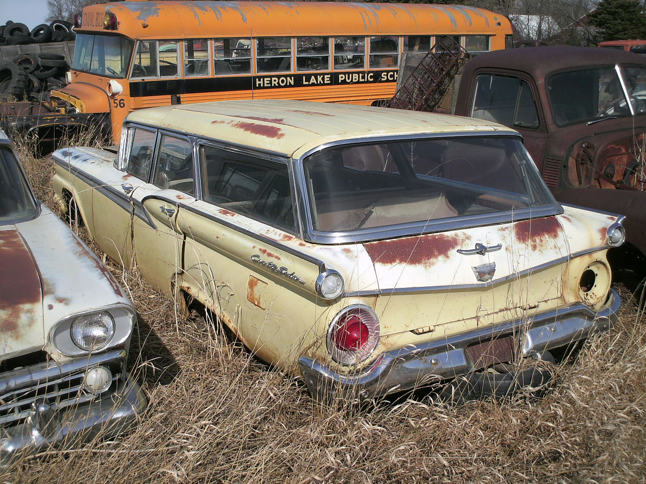 1959 Ford Station Wagon – $950 SOLD | Shane\'s Car Parts