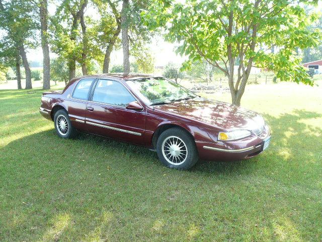 1997 30th Anniversary Mercury Cougar 2800 Shane S Car
